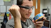 OpenGlass uses Google Glass to identify objects for the visually impaired (video)