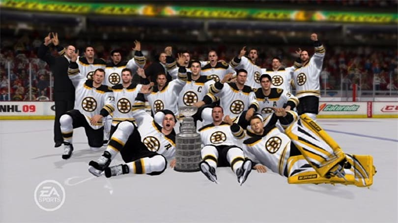 EA predicts Bruins as NHL playoffs champs