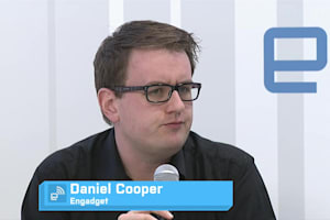 Engadget at CES 2014: Dell Interview