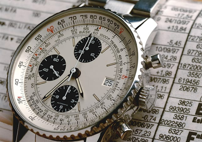 Researchers have created an oscillator that could silence the mechanical watch