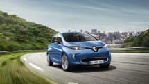 ルノーの電気自動車「ZOE」、自動運転走行テストを中国で実施