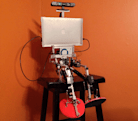 Insert Coin semifinalist: cSpring bipedal robot wants to 'level the playing field' for university research