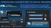 Best Buy's CinemaNow opens home disc-to-digital program, makes cloud copies of DVDs for a fee