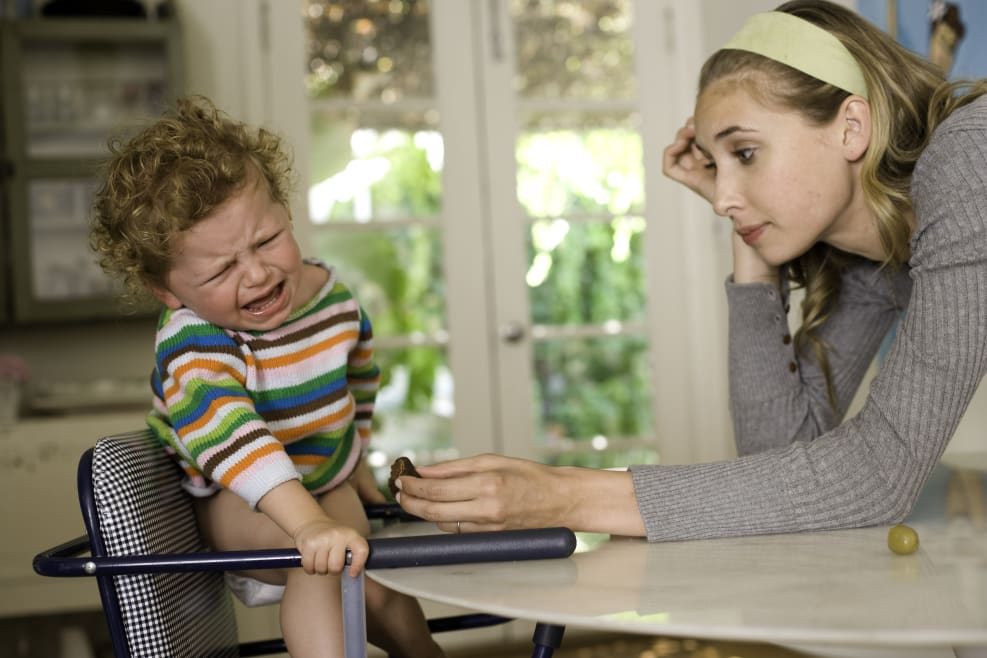 The Psychology Behind Your Child's Fussy Eating