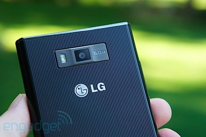 How would you change LG's Optimus L7?