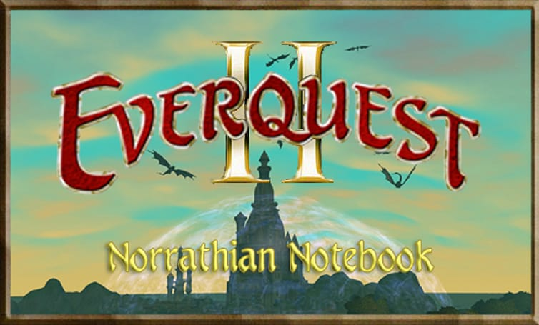 Norrathian Notebook:  Talking EverQuest II's 10th anniversary with Holly Longdale