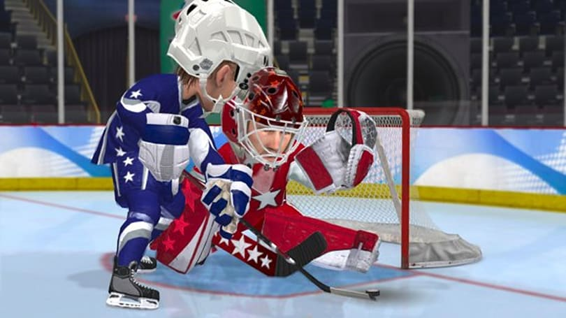 Joyswag: 3 on 3 NHL Arcade (XBLA)