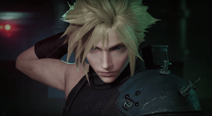 Watch two minutes of remastered 'Final Fantasy VII' on PS4