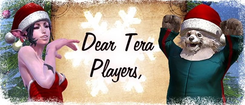 TERA update letter hints at 2013 dungeon, battleground, and more
