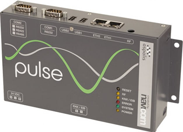The Pulse home automation controller