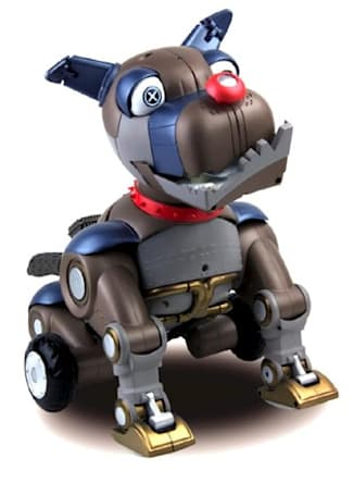 WowWee's Wrex the Dawg reviewed: puts real canines to shame