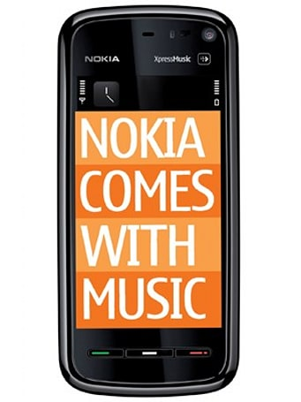 Orange bringing Comes With Music-equipped Nokia 5800 XpressMusic to UK