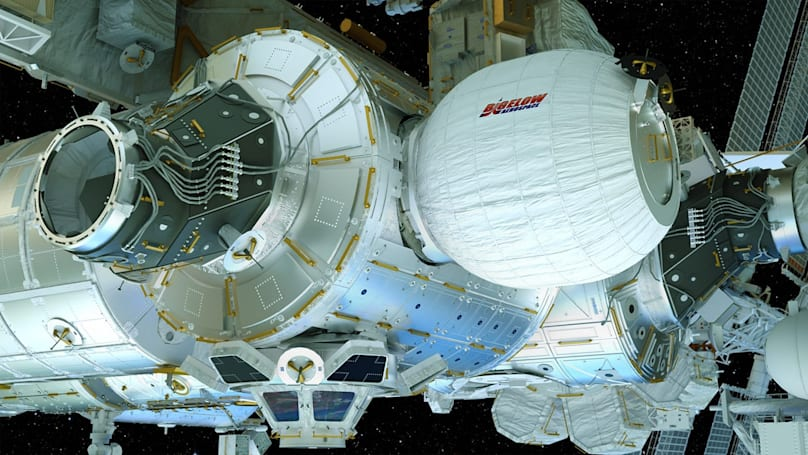The ISS' first expandable habitat didn't unfold as planned
