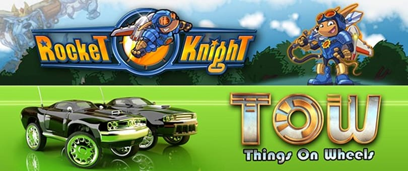 This Wednesday: Rocket Knight, Things on Wheels on Xbox Live Arcade