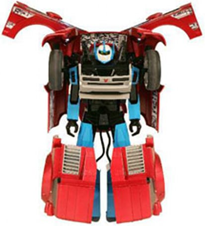 RC2 unveils V_Bot three-in-one toy robot