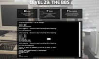 Relive the BBS dream (nightmare?) with Level 29
