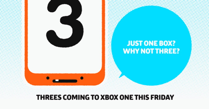 Xbox One gets cozy with Threes and Limbo this week