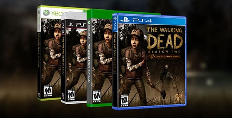 The Walking Dead stumbles to PS4, Xbox One