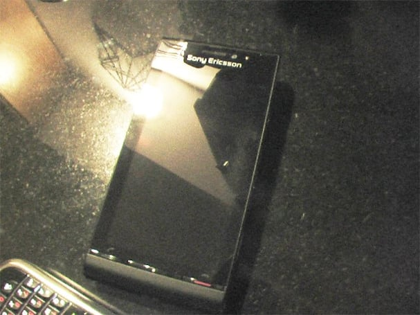 Sony Ericsson Kokura spotted, but is it different from the Idou?
