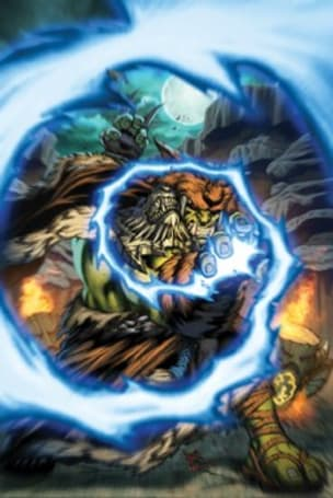 WoW Insider's exclusive interview with WoW comic artist Jon Buran