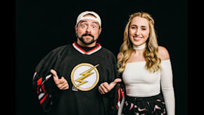 """Kevin Smith And Harley Quinn Smith On """"Yoga Hosers"""""""
