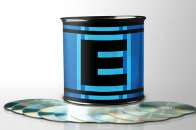 Mega Man soundtrack collection is 10 discs in an E-Tank, not available in the US