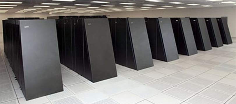 IBM building world's fastest supercomputer using Opteron and Cell processors