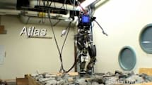 Boston Dynamics puts AlphaDog through more field training, teaches Atlas robot to hike over rocks