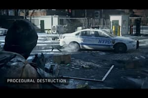 Tom Clancy's The Division (Snowdrop Engine)
