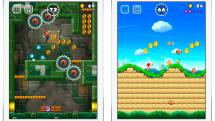 iOS 版《Super Mario Run》主站动手玩!