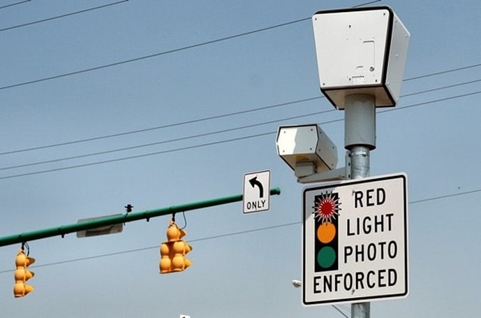 Beware cheap Nikons on eBay: 22 stolen from NYC red light cameras