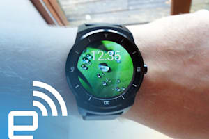 Review: LG's G Watch R