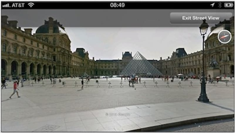 Google Earth 7.1 for iOS now includes Street View