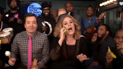 7 Best Musical Moments With Jimmy Fallon