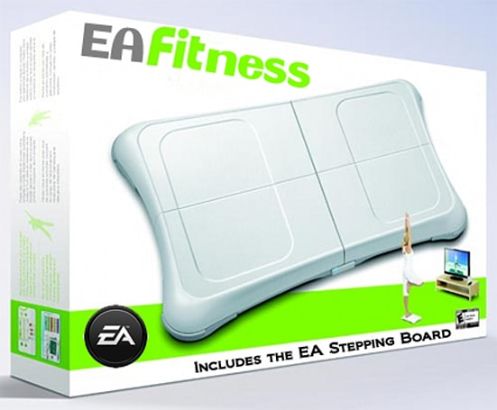 EA plans a Wii Fit-slaying exercise game?