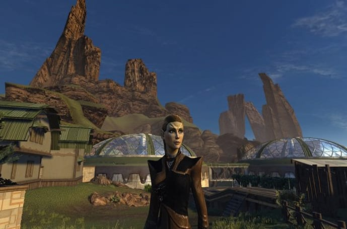 Captain's Log: STO's Legacy of Romulus launches