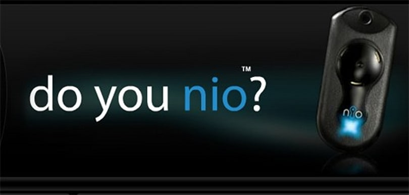 nio Bluetooth security tag keeps tabs on your belongings