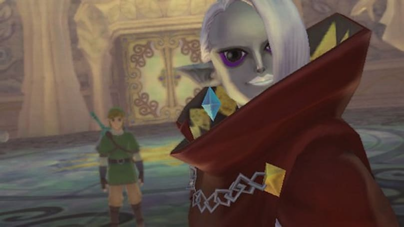 The Legend of Zelda: Skyward Sword preview: Swinging for the skies