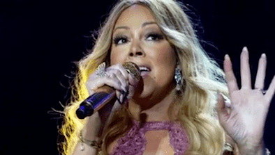 Mariah Carey Reveals Slim Down Secrets