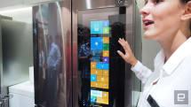 這 LG 冰箱裡怎麼裝著台 Windows 10 電腦?