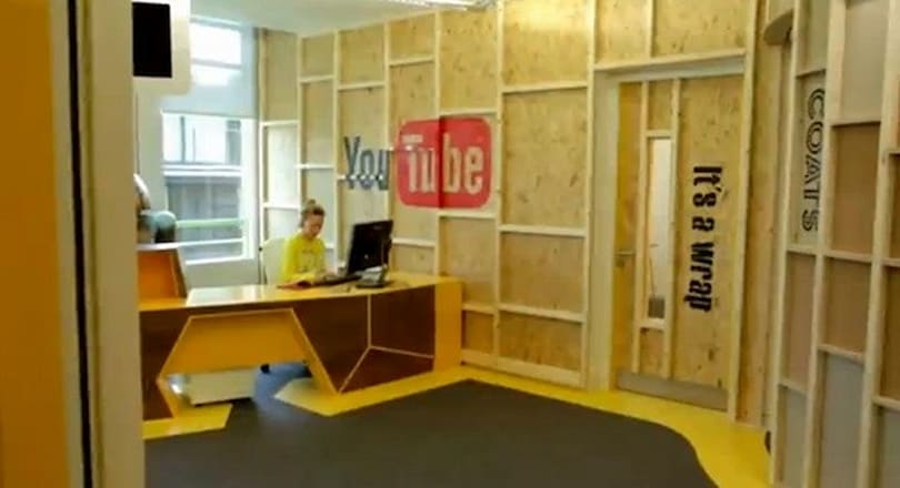 Google shows off Creator Space in London, hopes to foster more professional YouTube videos