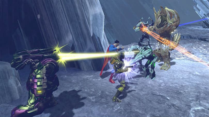 DCUO's GU6 finishes Fortress of Solitude raid, adds new gear