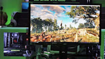 NVIDIA's Ansel game camera placed me in 'The Witcher 3' with VR