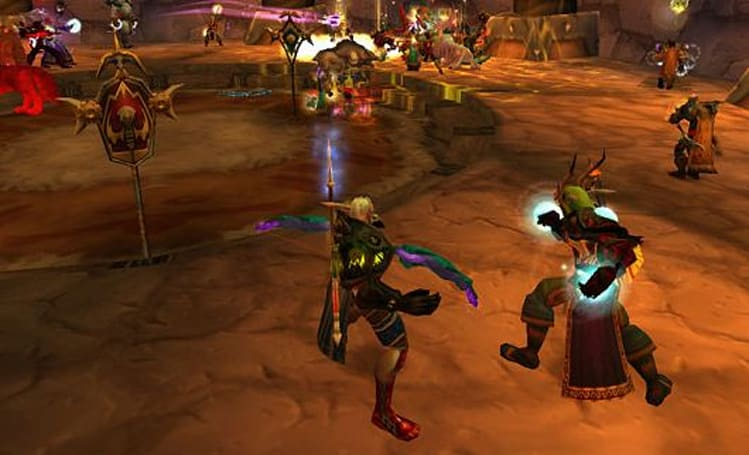 New Gamasutra feature looks to define fairness in MMOs