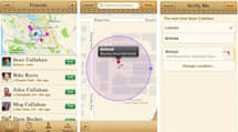 Apple updates Find My Friends with new UI, more in-depth location controls