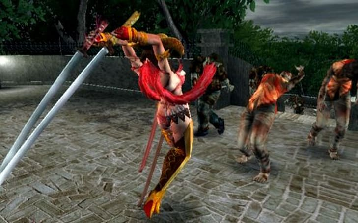 Onechanbara 2 listed by Play.com