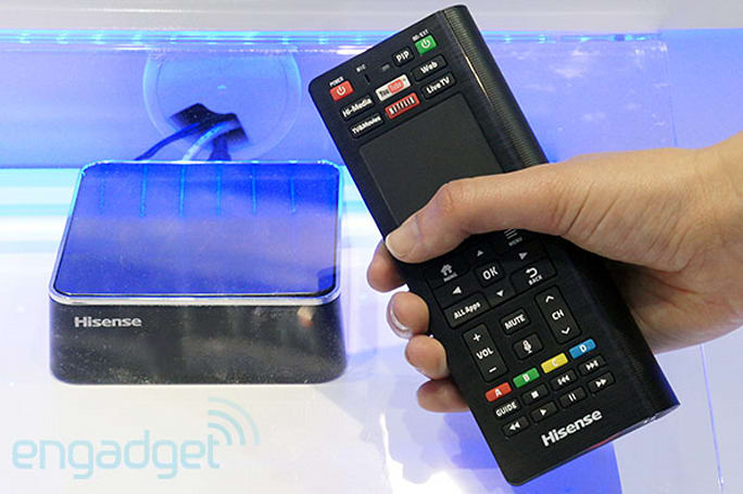 Hisense Pulse with Google TV priced at $100, now available from Amazon