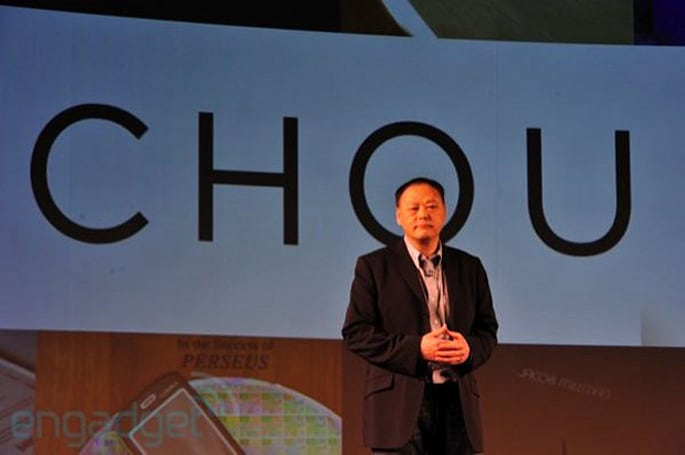 HTC's Peter Chou: poor marketing held us back in 2012, but the worst has probably passed