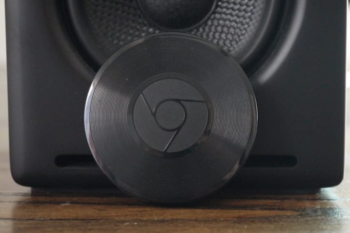 Google's Chromecast Audio beams music to multiple rooms