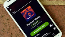 Spotify's Discover Weekly uses your habits to recommend new music